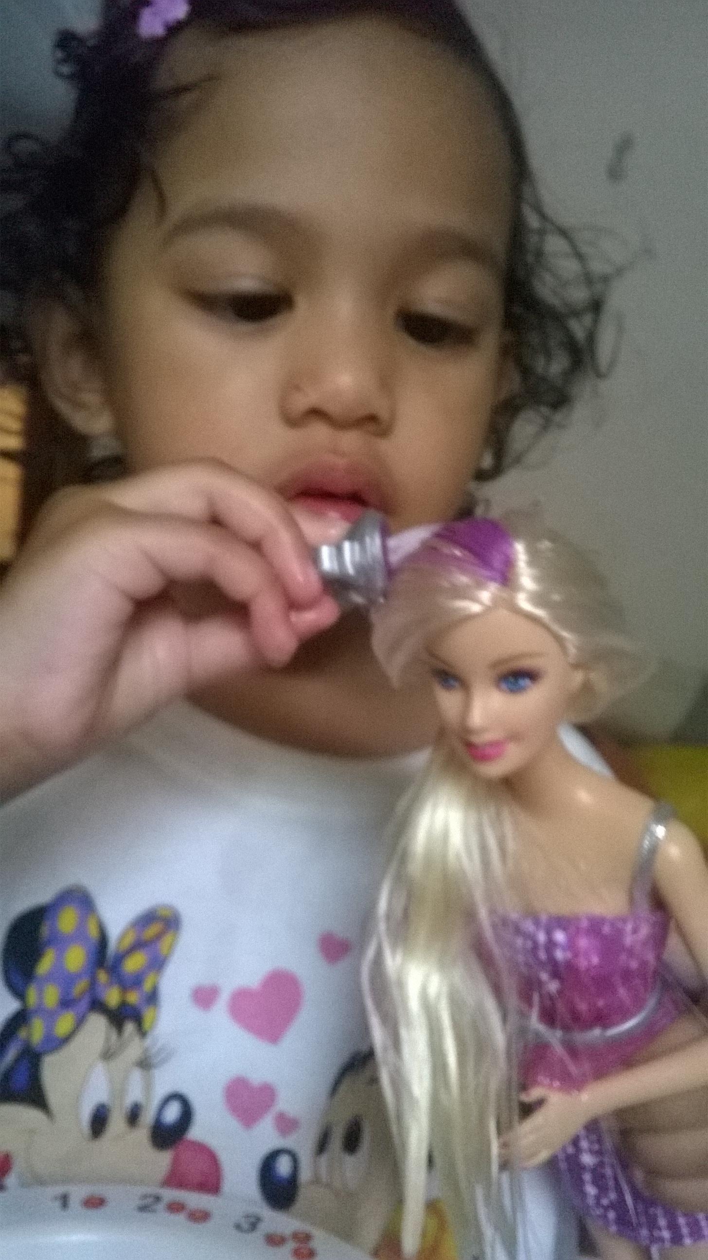 Barbie Sazqueen